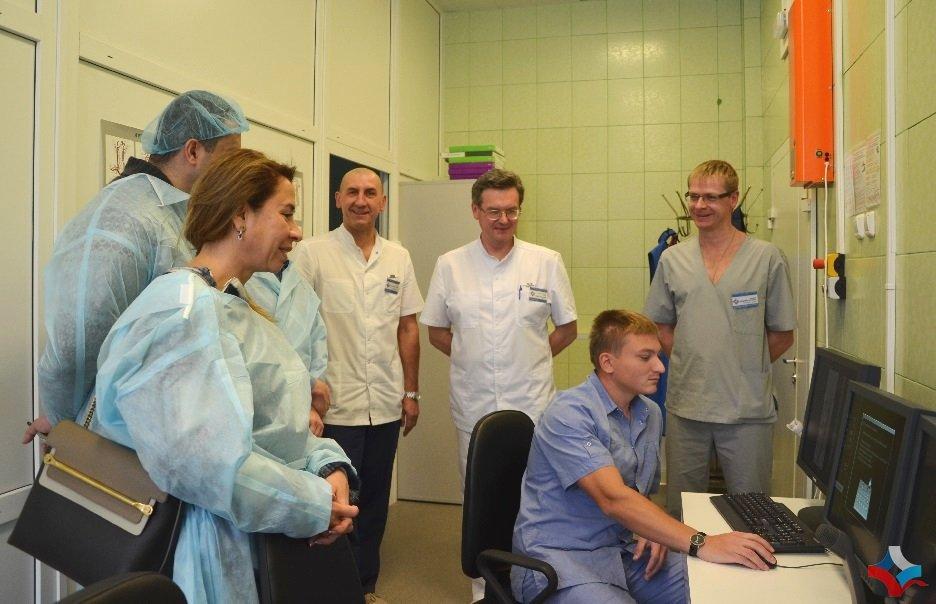 1 городская клиническая больница управления делами президента рф